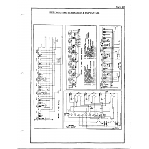 Kellogg SwitchBoard & Supply Co. 7-Tube Cascade