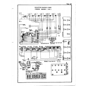 Kolster Radio Corp. 6R