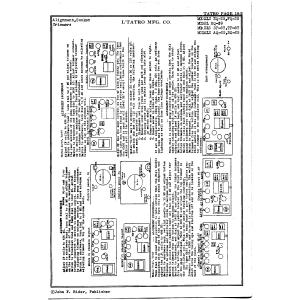 L. Tatro Products Corp. AQ-39