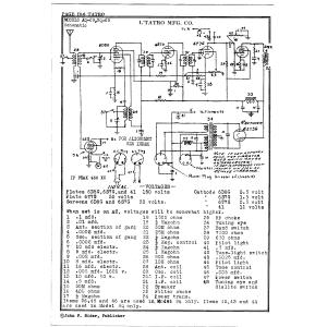 L. Tatro Products Corp. AQ-69