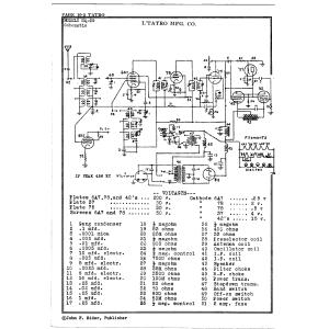 L. Tatro Products Corp. HQ-39