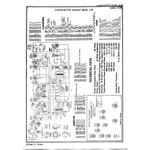 Lafayette Radio Mfg. Co. 1102