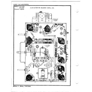 Lafayette Radio Mfg. Co. 151