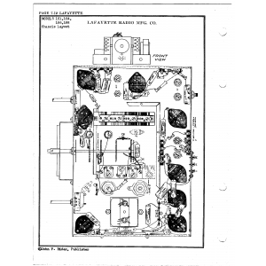 Lafayette Radio Mfg. Co. 154