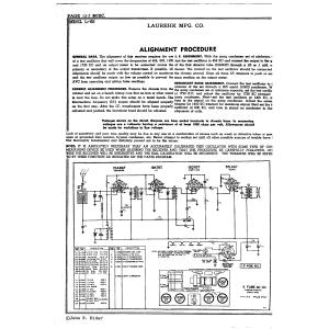 Laurehk Mfg. Co. L-65