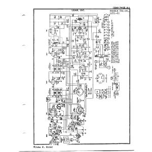 Lear, Inc. 1281-PC