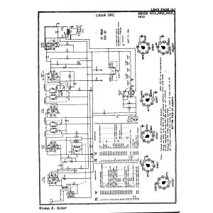 Lear, Inc. 6615