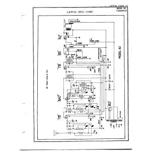 Lewol Mfg. Corp. 63