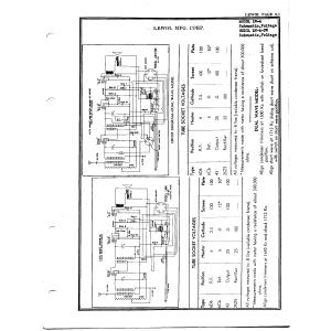 Lewol Mfg. Corp. LW-4-DW