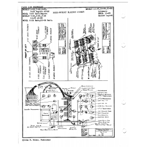 Midwest Radio Corp. 10-38 AC-DC