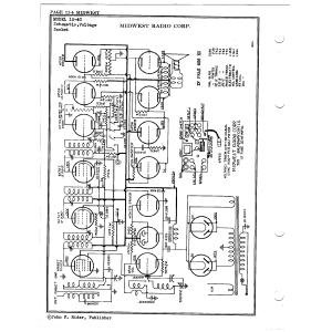 Midwest Radio Corp. 15-40