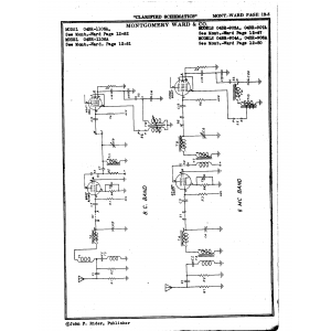 Montgomery Ward & Co. 04BR-1106A