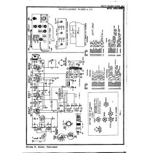 Montgomery Ward & Co. 04BR-389T
