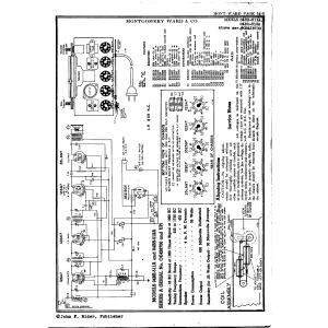 Montgomery Ward & Co. 04BR-511A