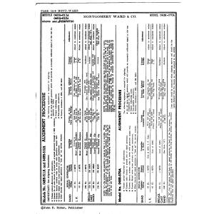 Montgomery Ward & Co. 04BR-570A