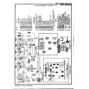 Montgomery Ward & Co. 04BR-620A