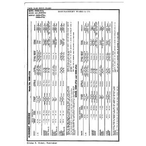 Montgomery Ward & Co. 04BR-676A