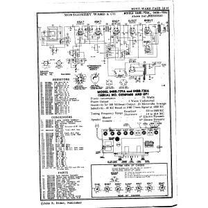 Montgomery Ward & Co. 04BR-730A