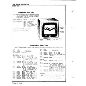 Motorola 501
