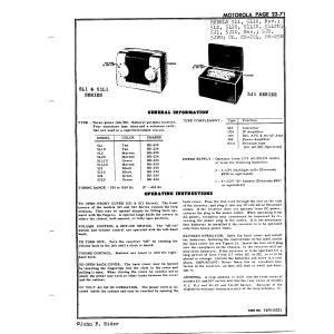 Motorola 5J1