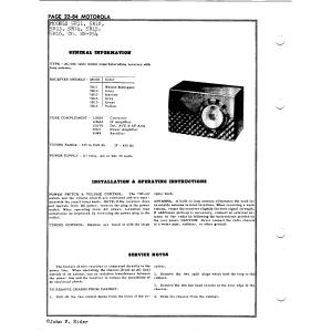 Motorola 5R13