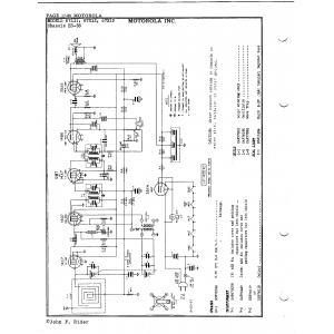 Motorola 67X13