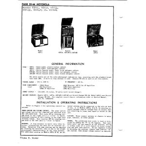 Motorola 68F14B