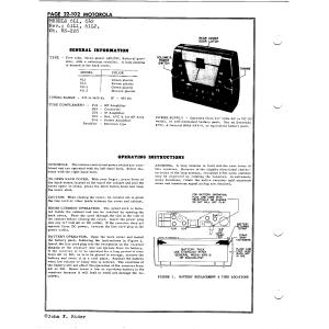 Motorola 6L1