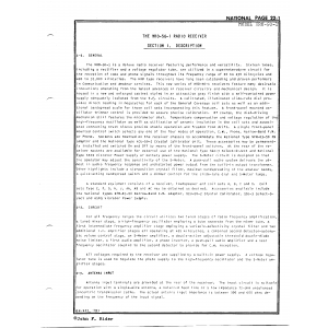National Co., Inc. HRO-50-1