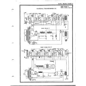 National Transformer Co. Midget 6