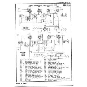 Northeastern Engineering Inc. T5TS1
