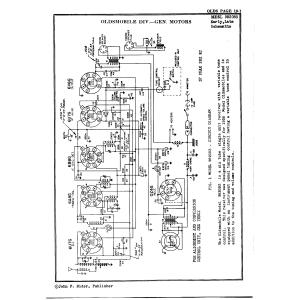 Oldsmobile Div. - General Motors 982083