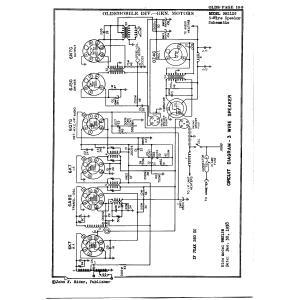Oldsmobile Div. - General Motors 982126