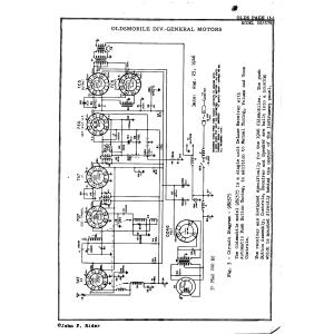 Oldsmobile Div. - General Motors 982375