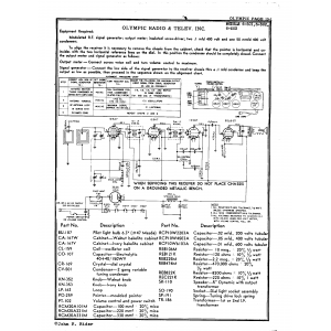 Olympic Radio & Television, Inc. 6-501