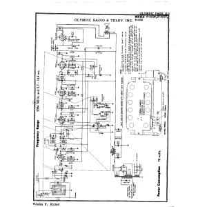 Olympic Radio & Television, Inc. 6-602