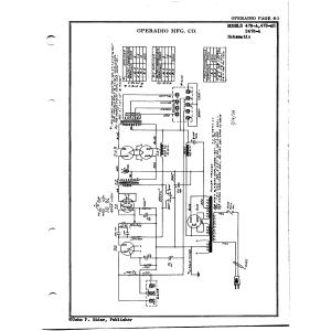 Operadio Corporation 478-AH