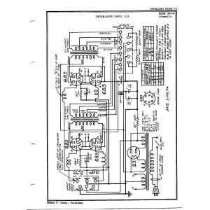 Operadio Corporation 683-A