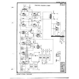 Pacific Radio Corp. 110