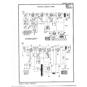 Pacific Radio Corp. 11