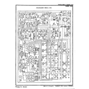 Packard Bell Co. 1054