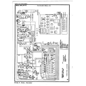 Packard Bell Co. 120D