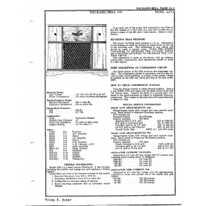 Packard Bell Co. 1273