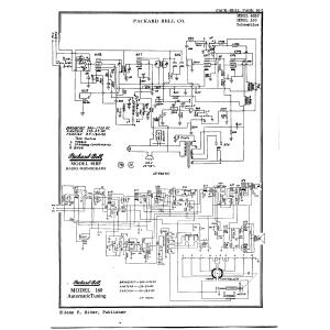 Packard Bell Co. 160