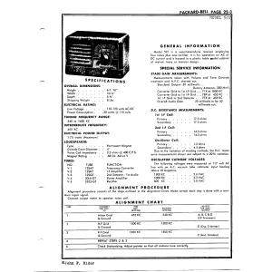Packard Bell Co. 501