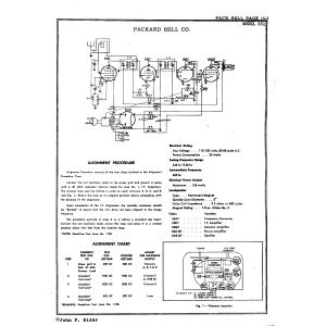 Packard Bell Co. 551