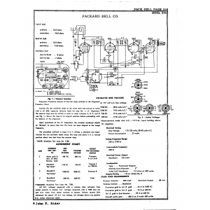 Packard Bell Co. 566