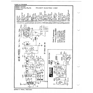 Pilgrim Electric Corp. 313