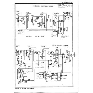 Pilgrim Electric Corp. 623