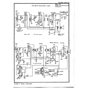 Pilgrim Electric Corp. 643